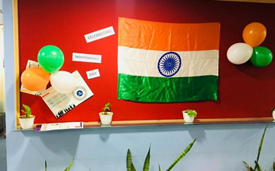Independence Day Celebration at Netrika