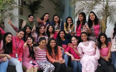 Women's Day Celebration at Netrika